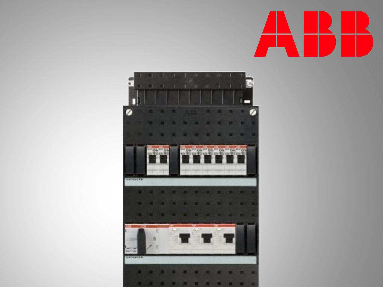 10 groepen - ABB HAF