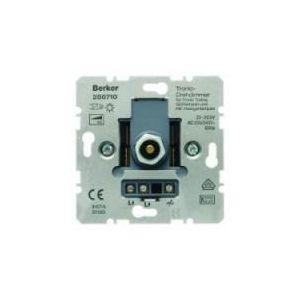 Berker tronic dimmer 20-525 VA  gloeilampen, halogeenlampen 230 volt en elektronische trafo's