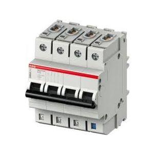 ABB installatieautomaat 3 polig + Nul 16 Ampere