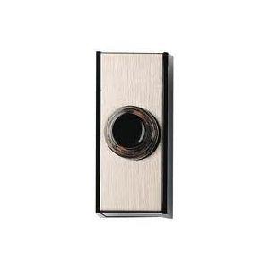 Friedland D611 beldrukker zilver / zwart
