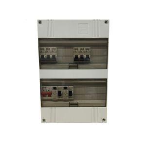 Elektro Oke groepenkast | 5-groepen 3 fase | Oke32L-W