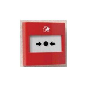 AJAX handmelder rood 250215