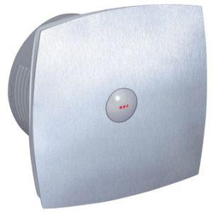 Itho badkamer ventilator BTVZ400T timer RVS