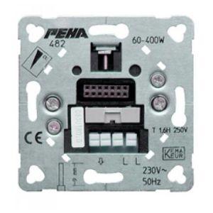Peha basiselement bewegingsmelder type 482 schakelvermogen 400 watt twee draads aansluiting