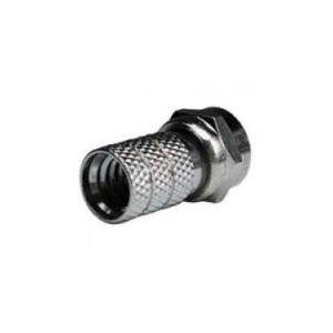 Astro schroef F-connector voor coax 2 kabel CLF139A