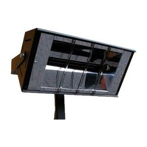 Magnum Arena lamp 1500 W rood