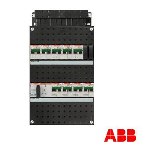 ABB HAF groepenkast | 9-groepen 3 fase | HC900/3+H44