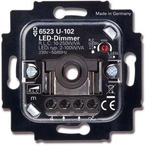 Busch-Jaeger Led dimmer 6523U-102 2 tot 100 watt