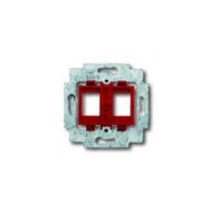 Busch-Jaeger data draagring 2-voudig rood