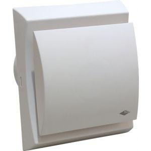 Itho badkamer ventilator BTVN203HT hygrostaat & timer wit