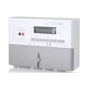 1 fase KWH meter digitaal 100 ampere.
