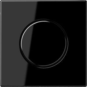 Jung Dimmer afdekknop zwart