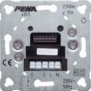 Peha basiselement bewegingsmelder type 483 schakelvermogen 400 watt drie draads aansluiting