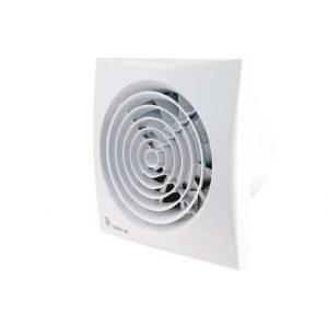 Soler & Palau ventilator Silent 300 CHZ plus met hygrostaat wit
