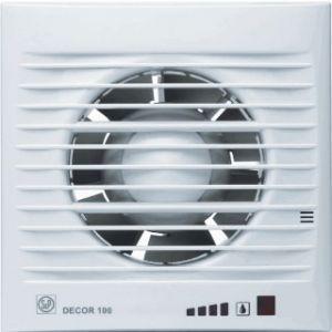 Soler & Palau ventilator Decor 100 CHZ visual wit
