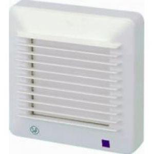Soler & Palau ventilator voor glas montage EDM 100 VMZ trekkoord wit