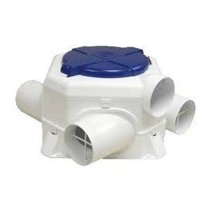 Soler & Palau Ozeo-E Ecowatt RF DC-motor (incl. draadloze afstand-bediening)