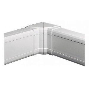 Hager Tehalit wandgoot binnenhoek 90 graden wit